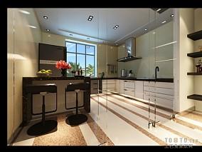 美式12平米婚房卧室图片