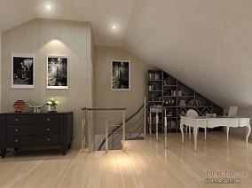 现代7平方小卧室装修图
