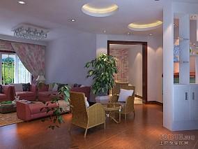 简约室内套房设计图片