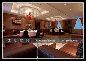 宽敞日式客厅设计