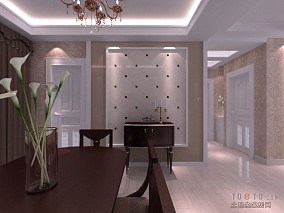 中式别墅古典阁楼装修