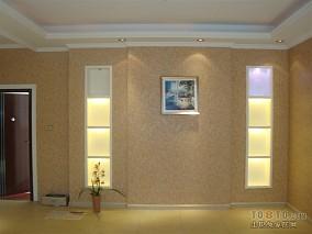 时尚20平米小客厅