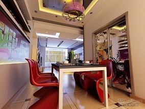 美式新古典风格卧室
