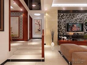 自然63平米两室一厅装修图