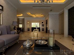 客厅走廊灯带