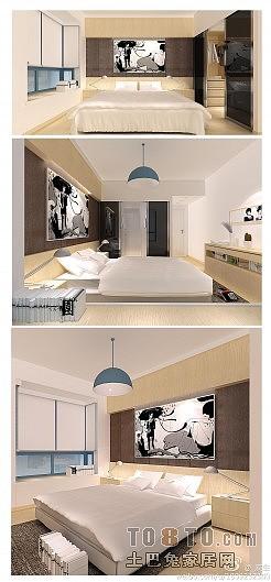 现代简约室内家装风格
