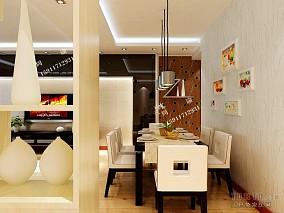 长富宫饭店大厅设计