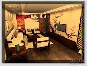 家具设计馆样板间图片