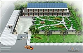 小阳台花园装修设计效果图