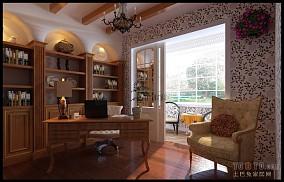 豪华两层小别墅设计图
