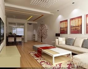 90平米房屋装修案例