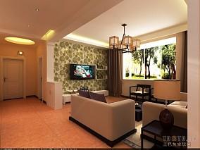 欧式风格室内走廊吊顶设计