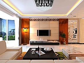 中式客厅十字绣图案大全