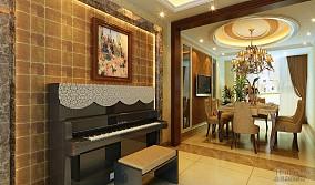 宜家风格客厅设计