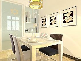 90平三室两厅装修案例