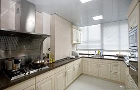 简欧厨房装修效果图大全2013图片