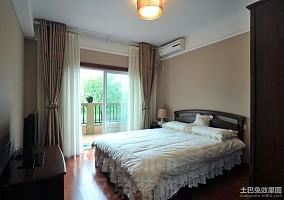 简单卧室--重庆兄弟装饰