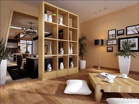 精美现代三居休闲区装修效果图片大全