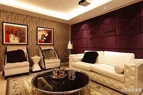 精选小户型客厅欧式效果图片