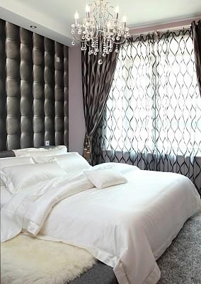一居卧室简约效果图片