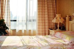 热门田园三居卧室实景图片大全
