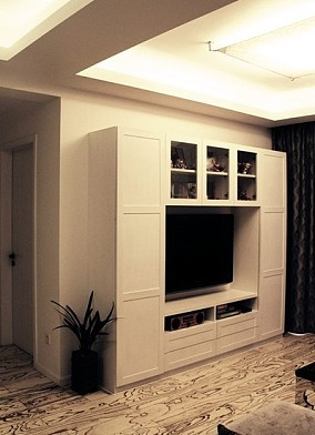 精选简约小户型客厅装修图片