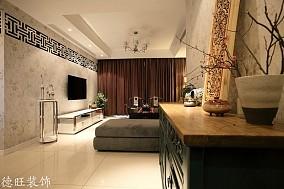精选中式客厅装修效果图欣赏
