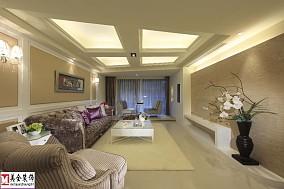 热门欧式一居客厅装修图片大全
