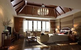 主卧室--重庆兄弟装饰