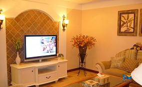 精选欧式小户型客厅装修欣赏图片