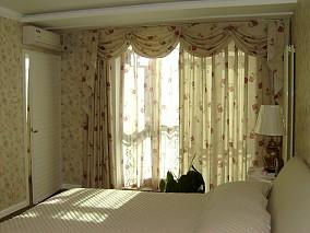 精选79平米田园小户型卧室装修欣赏图片大全