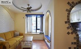 精选地中海小户型客厅装修设计效果图片