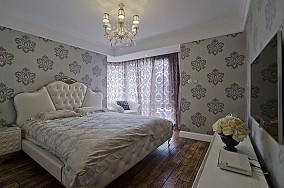 201875平米欧式小户型卧室装修图片