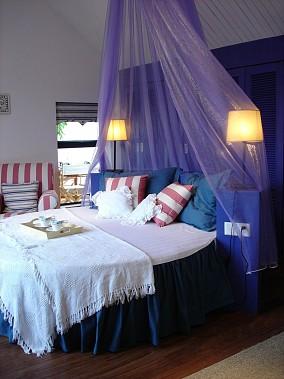 热门别墅卧室地中海装修设计效果图片