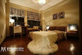 精美86平米二居卧室东南亚装修欣赏图片