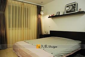 热门80平米简约小户型卧室装修设计效果图片大全