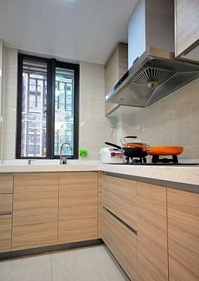 精选现代小户型厨房实景图片欣赏