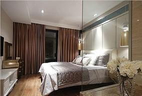 精选面积70平小户型卧室欧式装修设计效果图