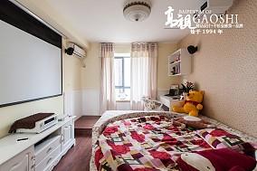 精选面积79平小户型卧室田园装修欣赏图片大全