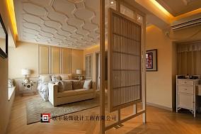 热门面积124平复式卧室简约装修实景图片